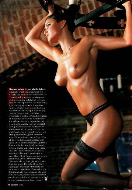 Владька Эрбова голая. Фото - 11