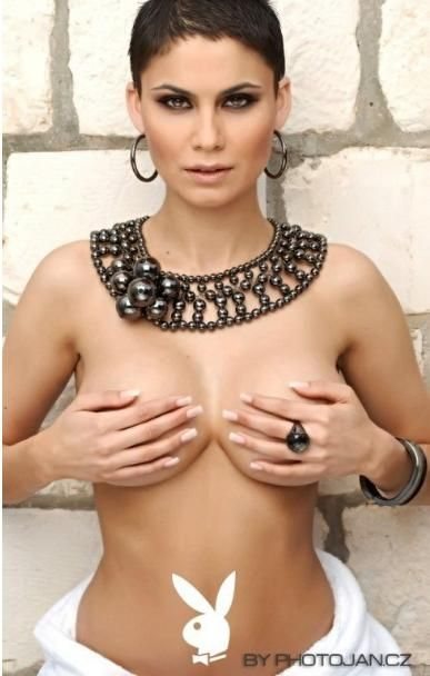 Владька Эрбова голая. Фото - 16