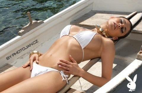 Владька Эрбова голая. Фото - 20