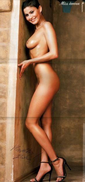 Владька Эрбова голая. Фото - 25