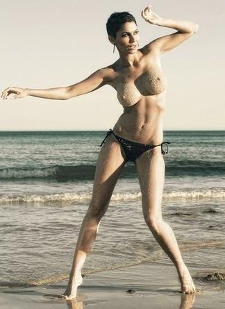 Владька Эрбова голая. Фото - 28