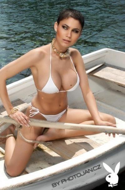 Владька Эрбова голая. Фото - 29