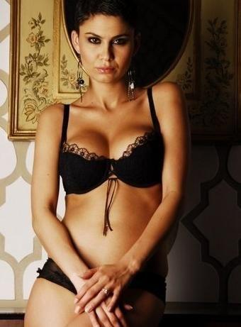Владька Эрбова голая. Фото - 5