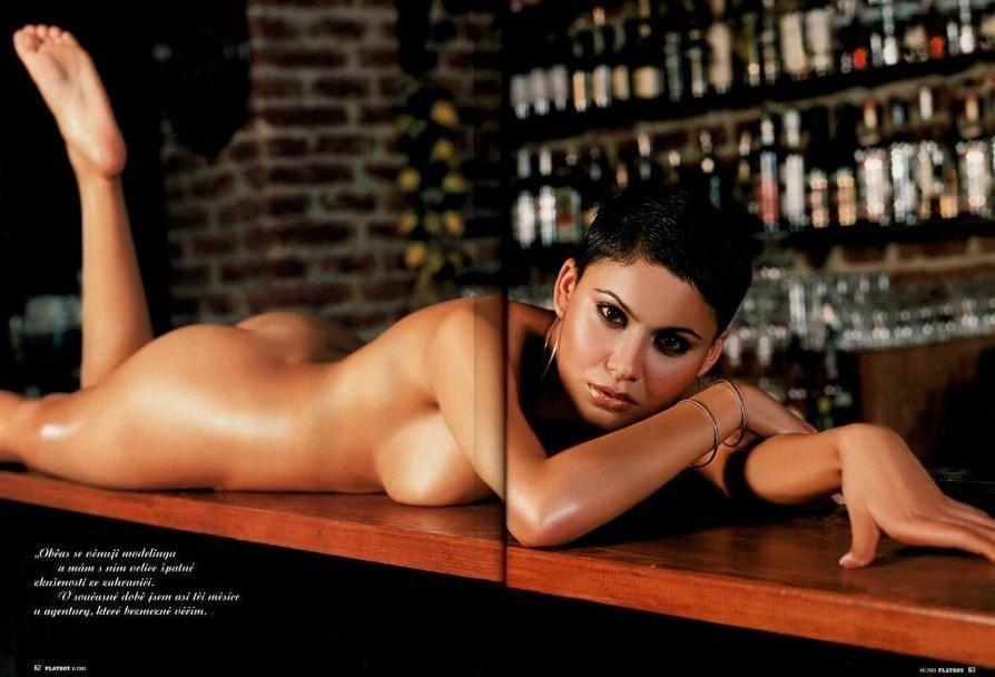 Владька Эрбова голая. Фото - 9