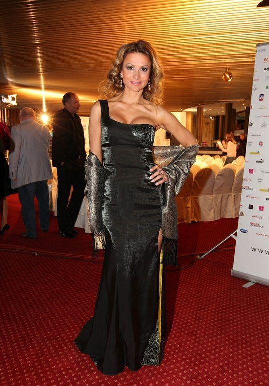 Иветта Бланаровичова голая. Фото - 20