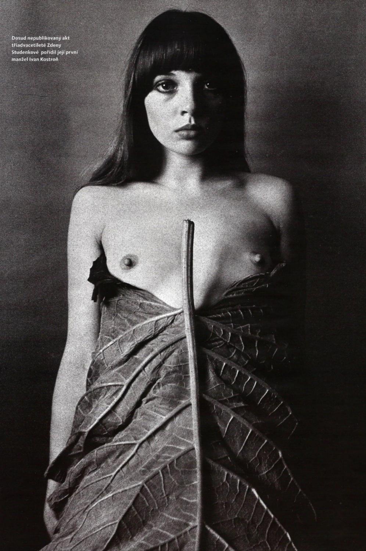 Здена Студенкова голая. Фото - 3