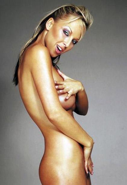 Зузана Белохорцова голая. Фото - 11