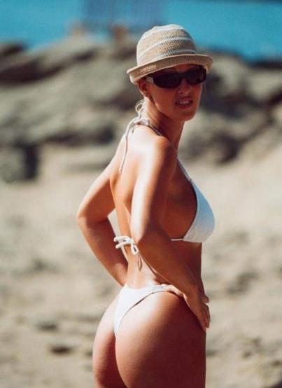 Зузана Белохорцова голая. Фото - 27