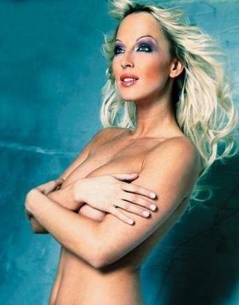 Зузана Белохорцова голая. Фото - 36