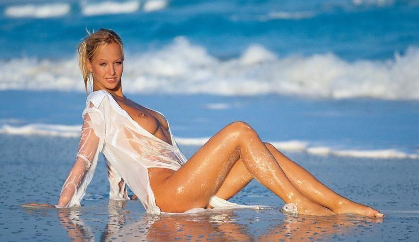 Зузана Белохорцова голая. Фото - 38