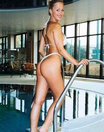 Зузана Белохорцова голая. Фото - 43