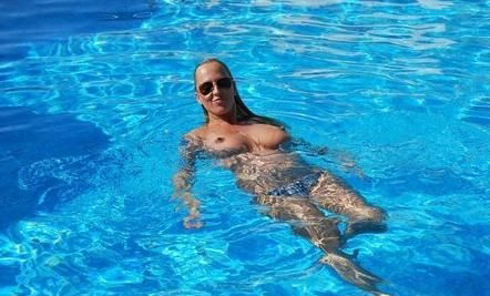 Зузана Белохорцова голая. Фото - 47