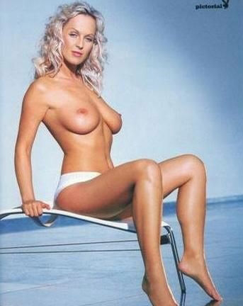 Зузана Белохорцова голая. Фото - 54