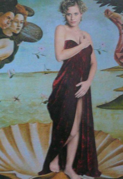 Зузана Кайнарова голая. Фото - 4