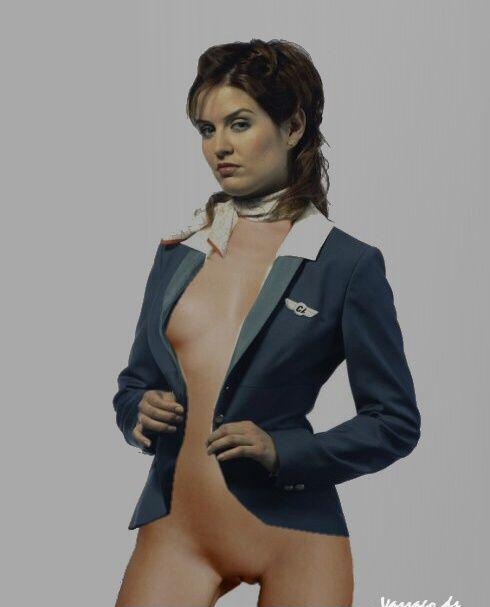 Зузана Норисова голая. Фото - 5