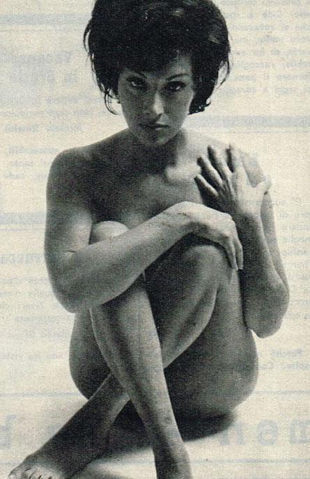 Хельга Лине голая. Фото - 27