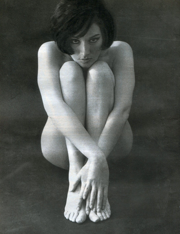 Хельга Лине голая. Фото - 30