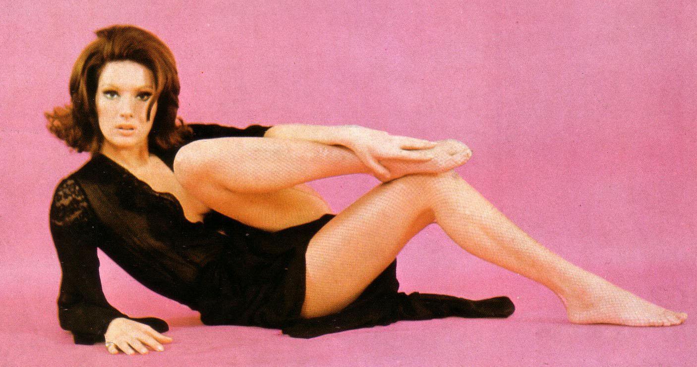 Хельга Лине голая. Фото - 32