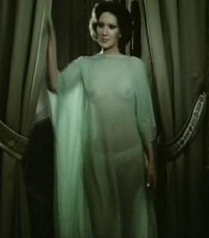 Хельга Лине голая. Фото - 4
