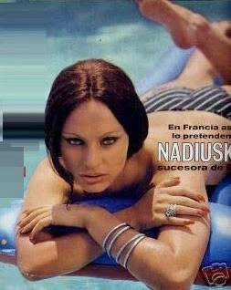 Nadiuska Nackt. Fotografie - 30