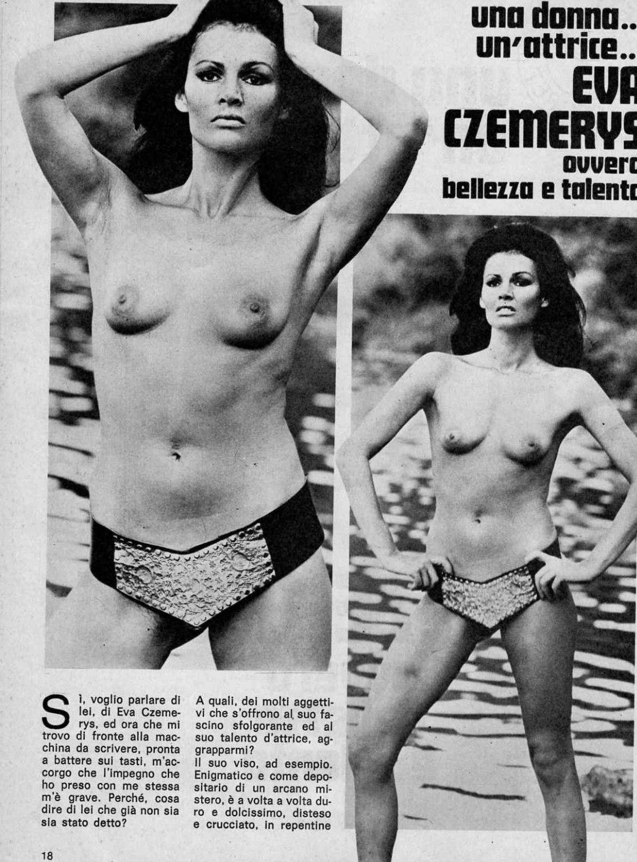 Ева Чемерис голая. Фото - 10