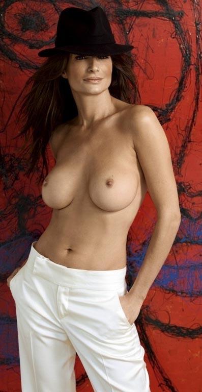 Александра Кэмп-Гроеневельд голая. Фото - 2