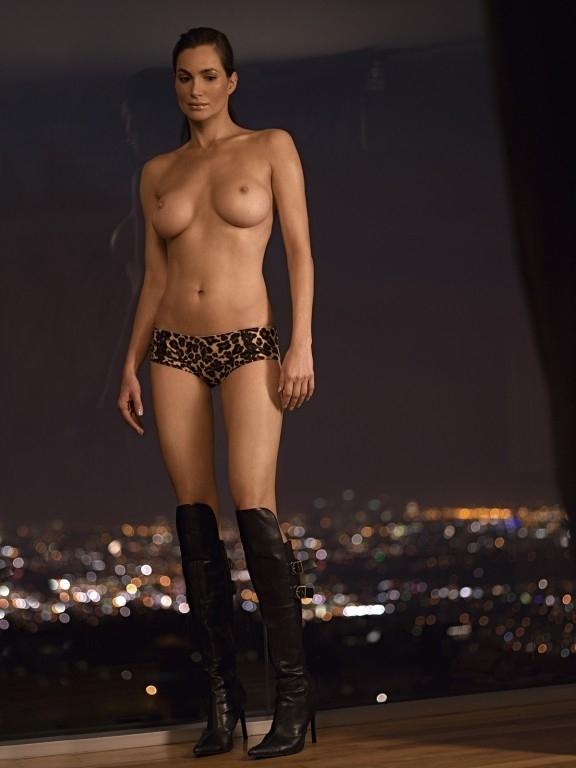 Александра Кэмп-Гроеневельд голая. Фото - 5