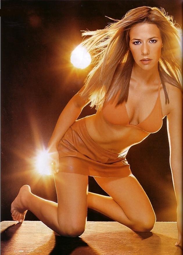 Александра Нелдель голая. Фото - 1