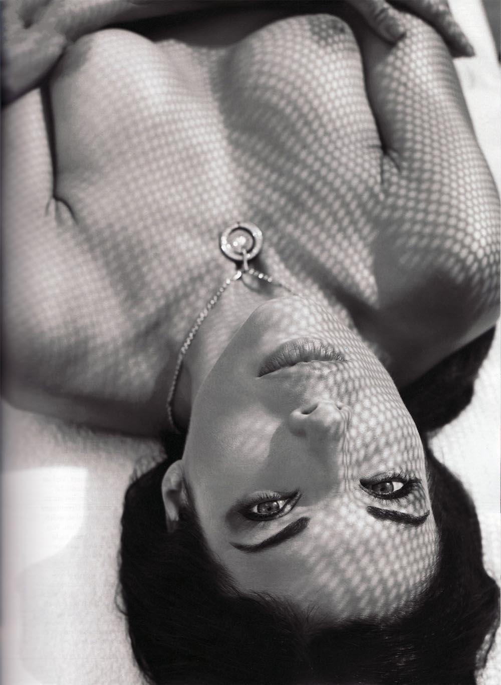 Александра Польцин голая. Фото - 16