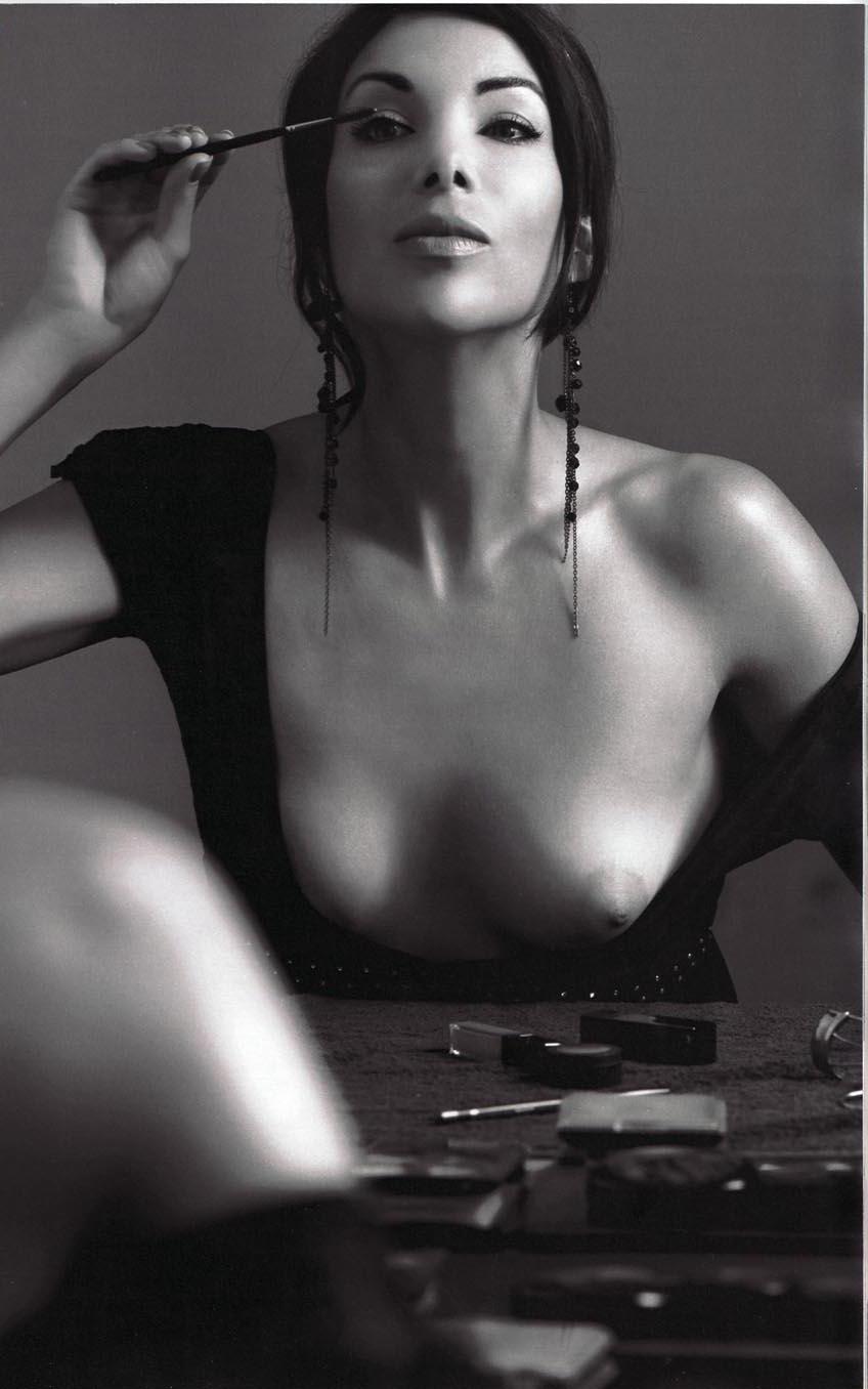 Александра Польцин голая. Фото - 17