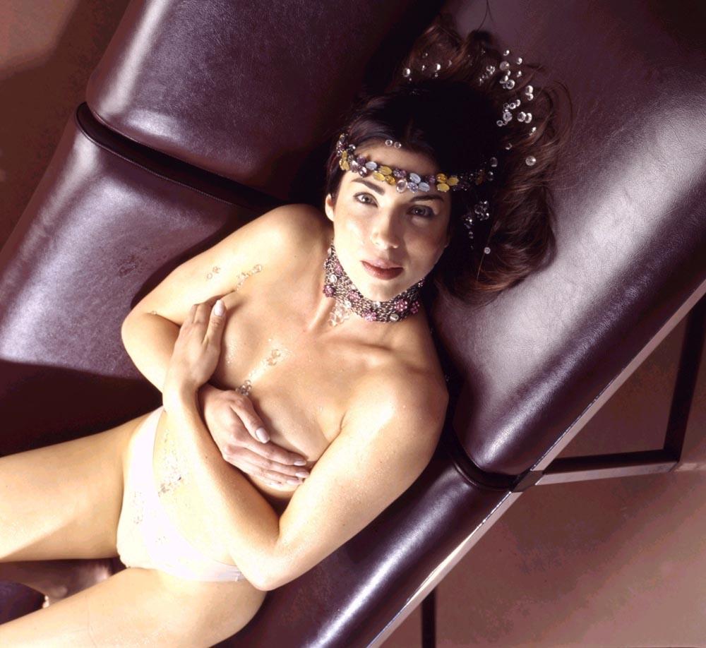 Александра Польцин голая. Фото - 19