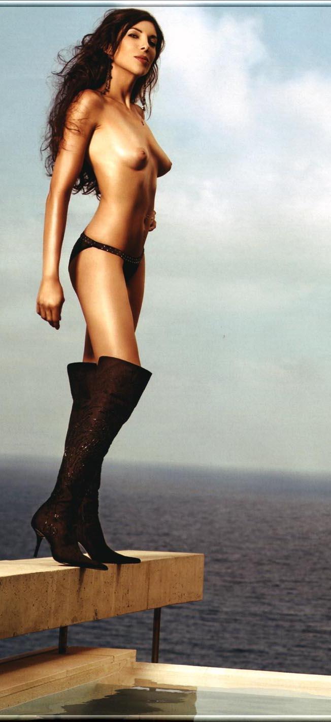 Александра Польцин голая. Фото - 3
