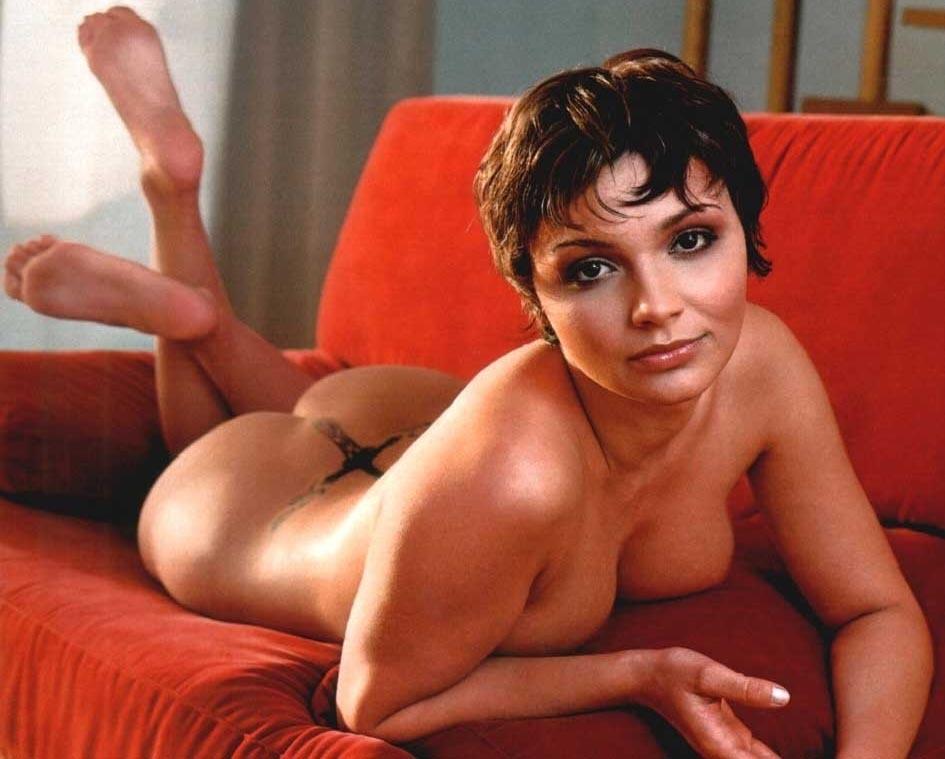 Алида Куррас голая. Фото - 24