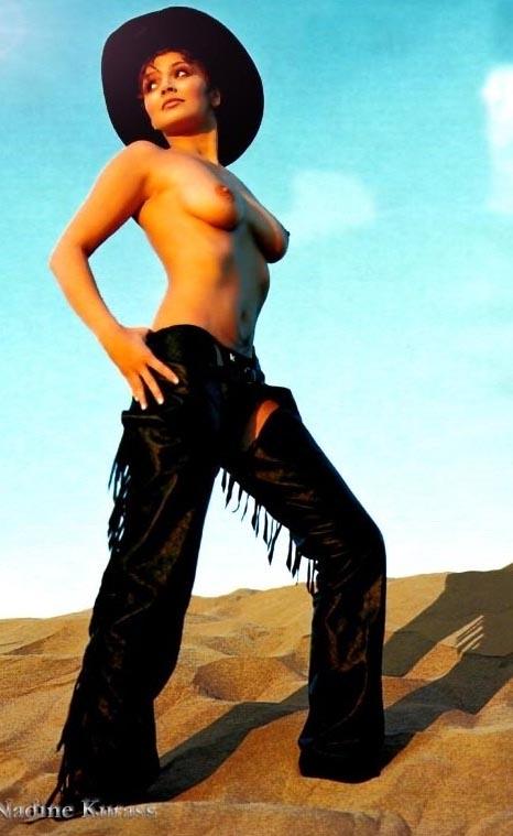 Алида Куррас голая. Фото - 5