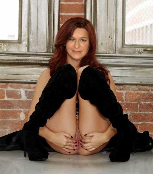 Андреа Берг голая. Фото - 5