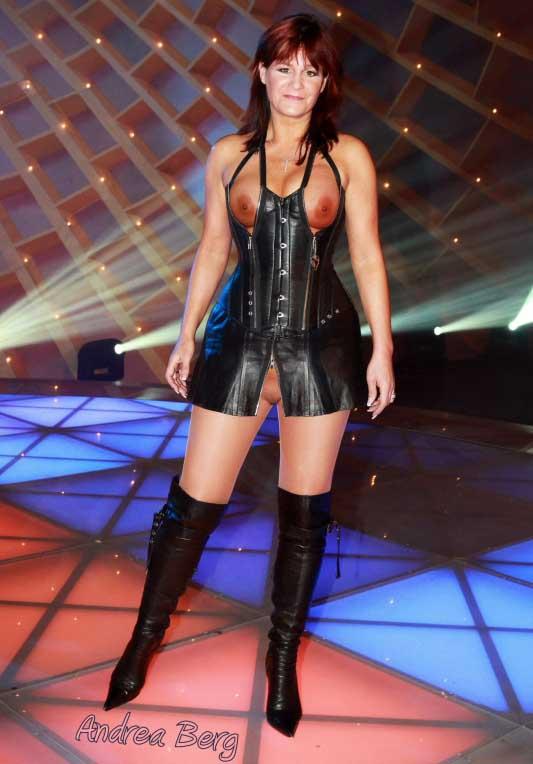 Андреа Берг голая. Фото - 6
