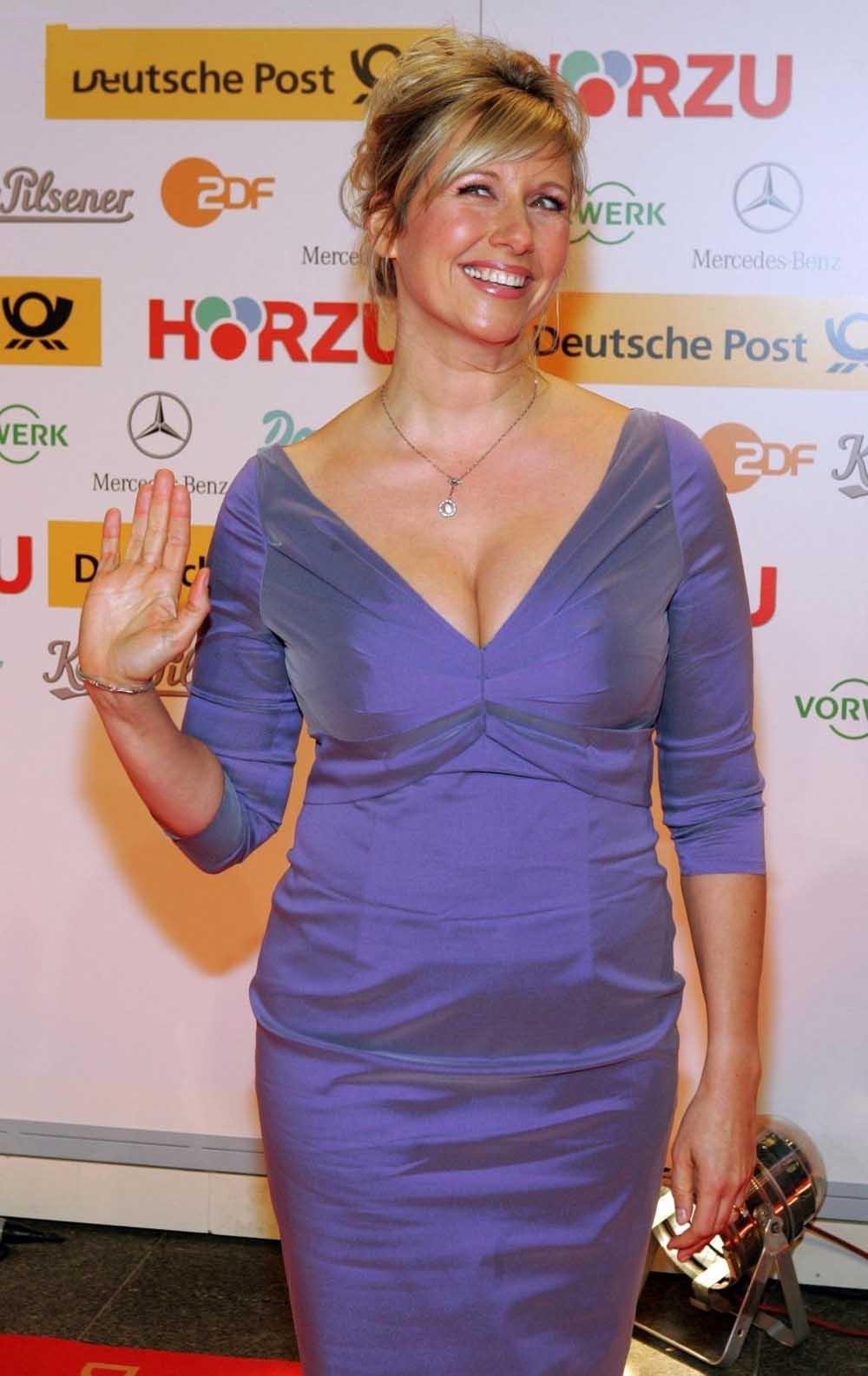 Andrea Kiewel Nude » SexyStars.online - Hottest Celebrity