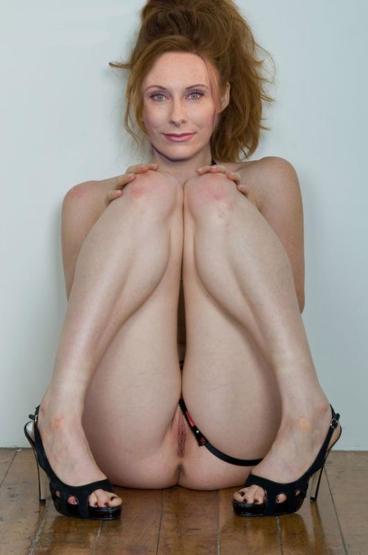 Andrea Sawatzki Nackt. Fotografie - 4