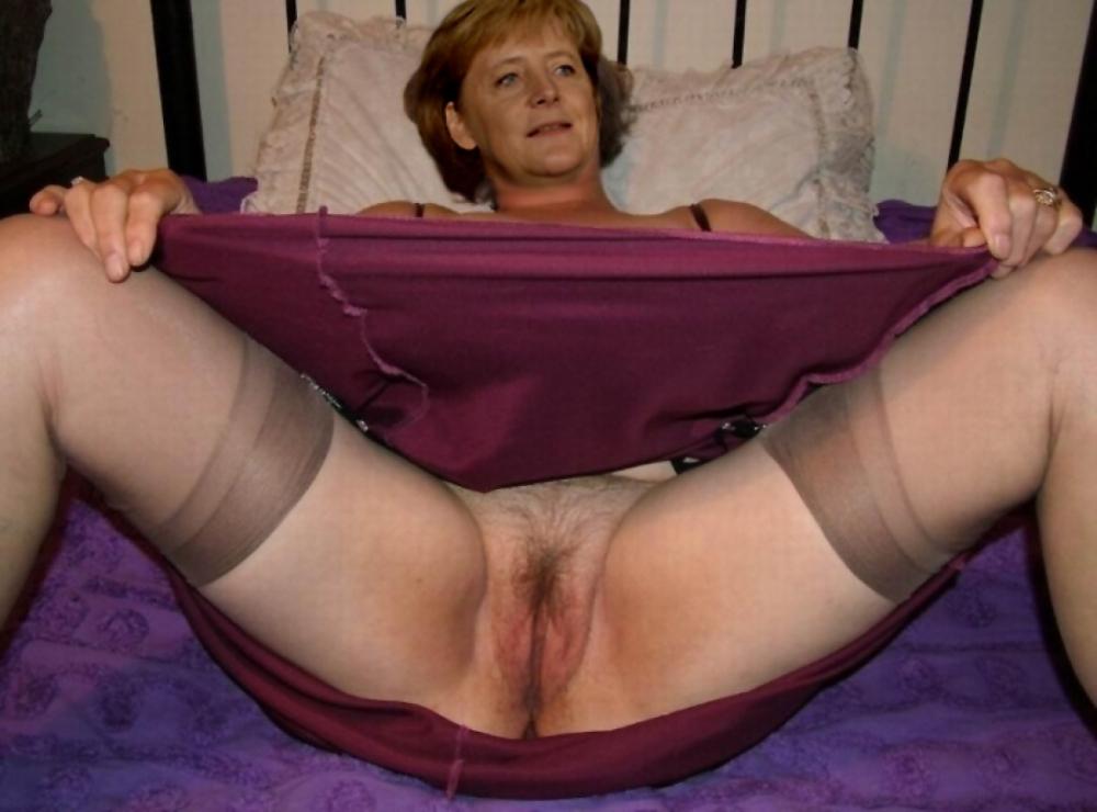 Ангела Меркель голая. Фото - 102