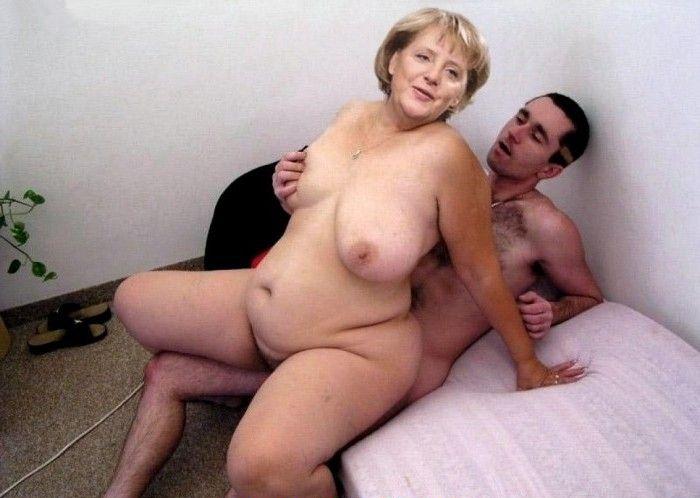 Ангела Меркель голая. Фото - 21