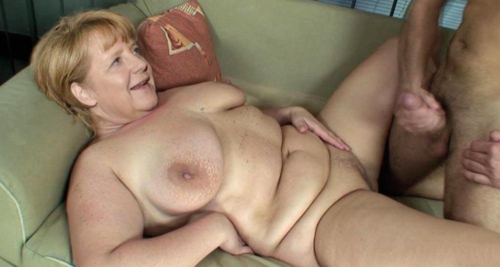 Ангела Меркель голая. Фото - 82