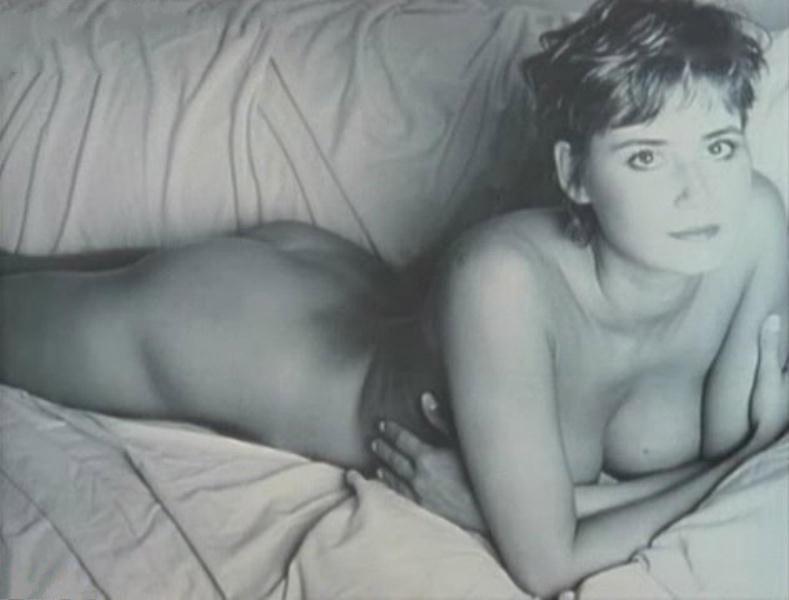 Anja Kling Nackt. Fotografie - 1