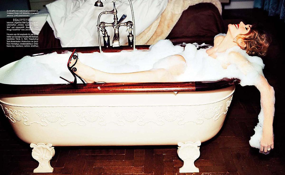 Анке Энгельке голая. Фото - 97
