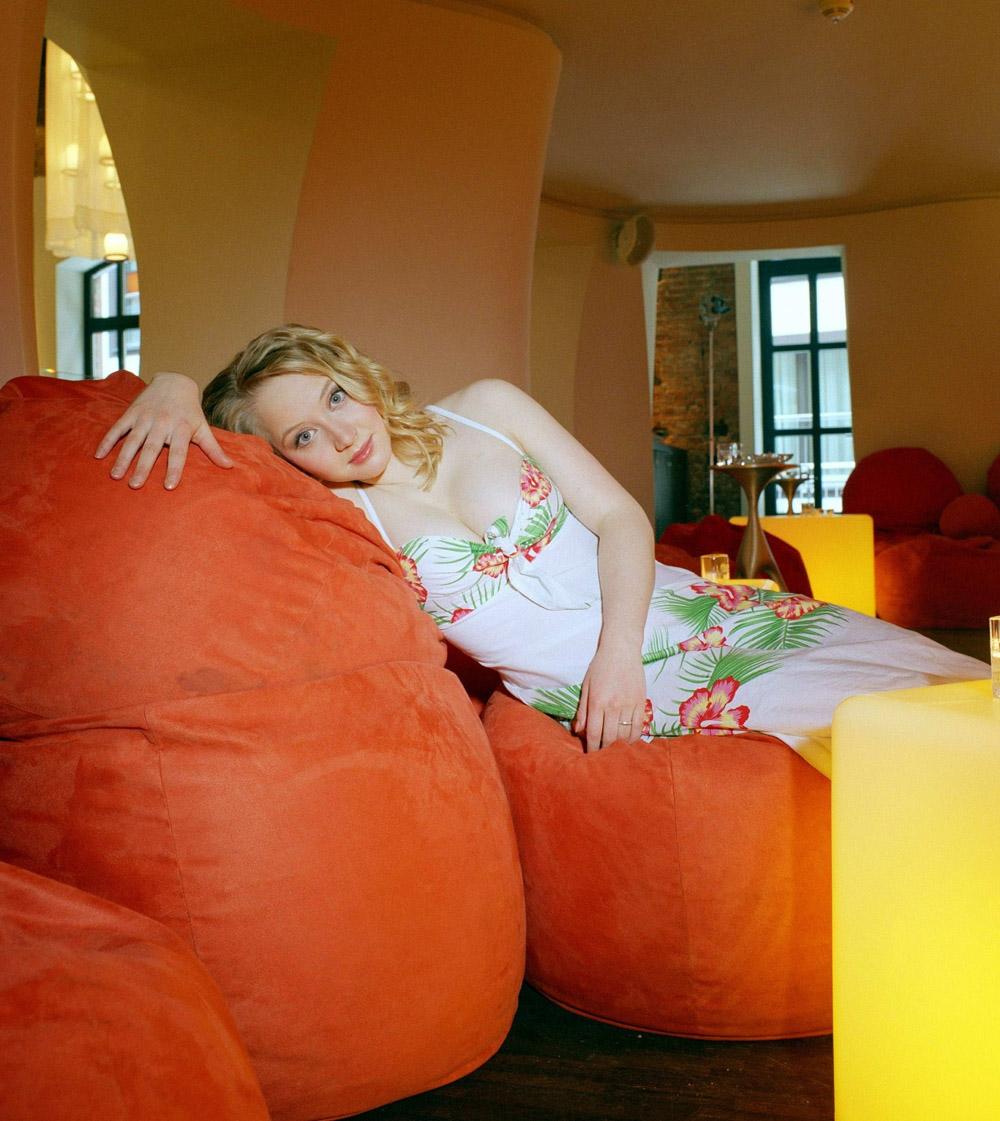 Анна Мария Мюэ голая. Фото - 11