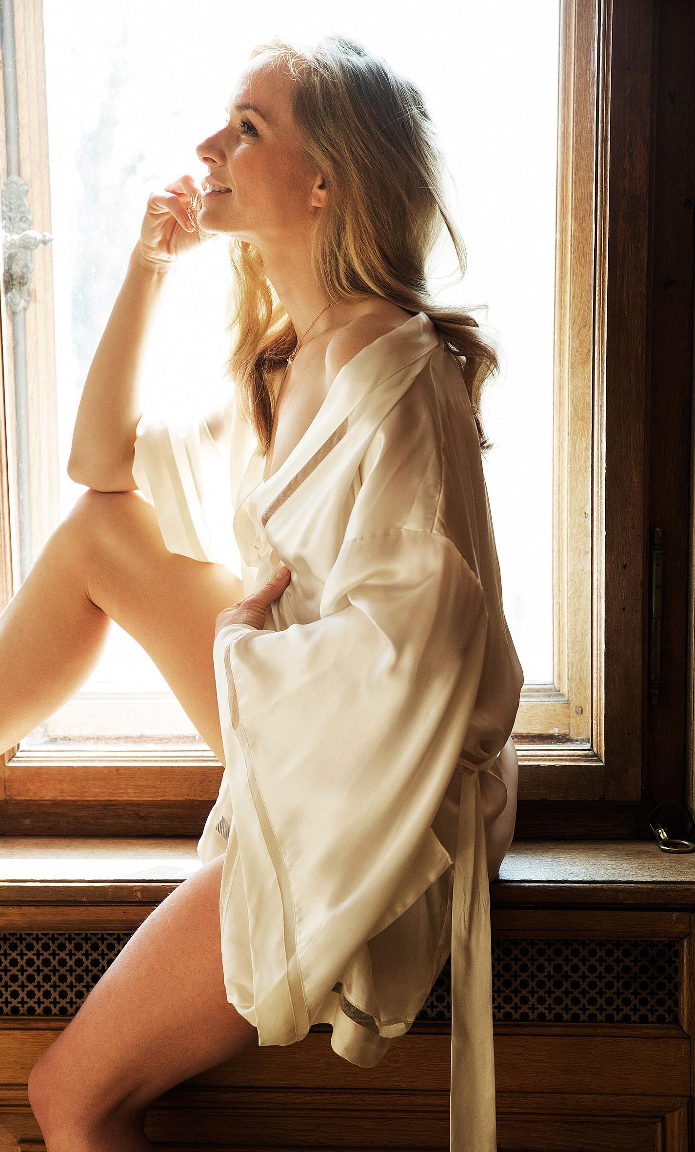 Аннет Фляйшер голая. Фото - 1