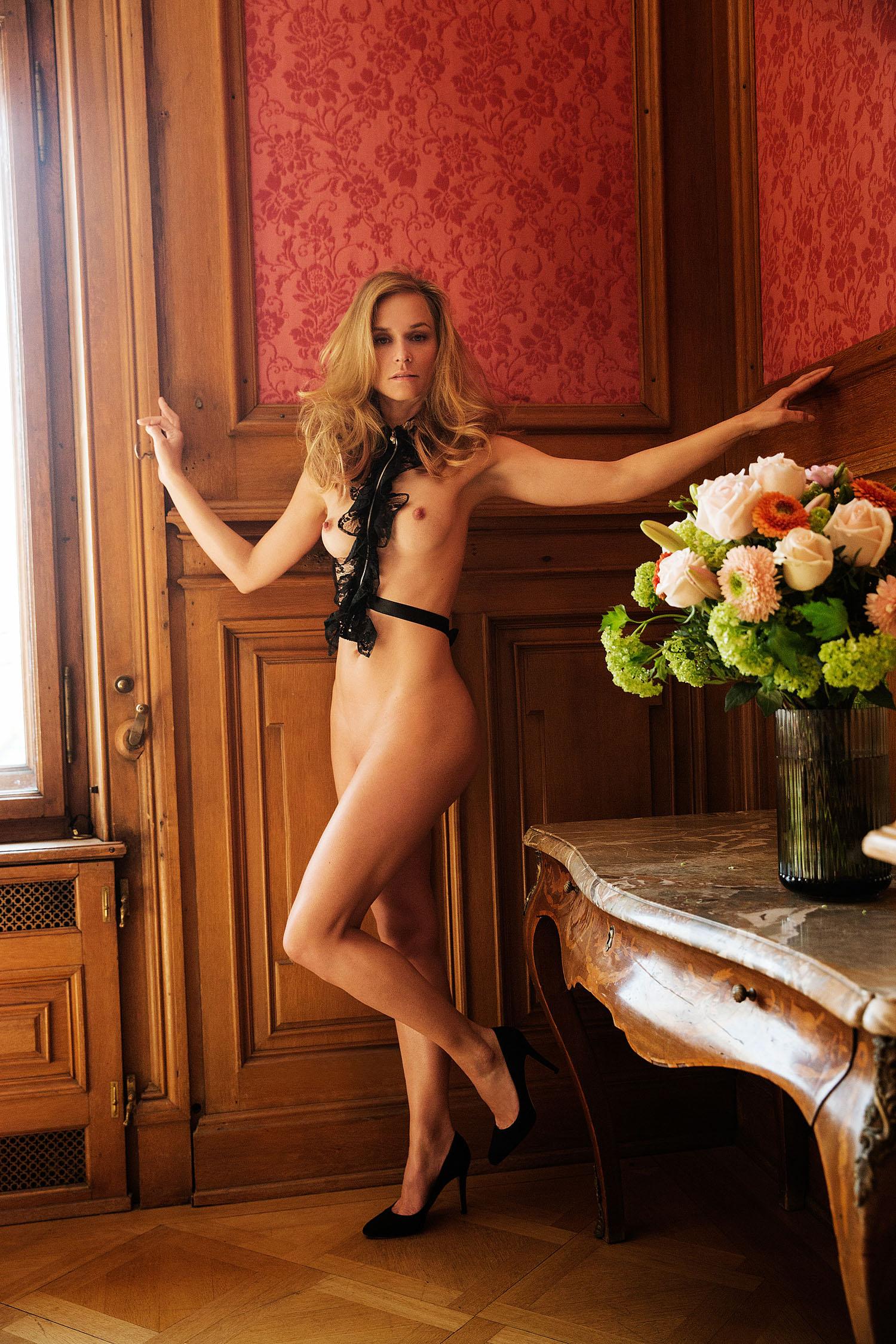 Аннет Фляйшер голая. Фото - 15