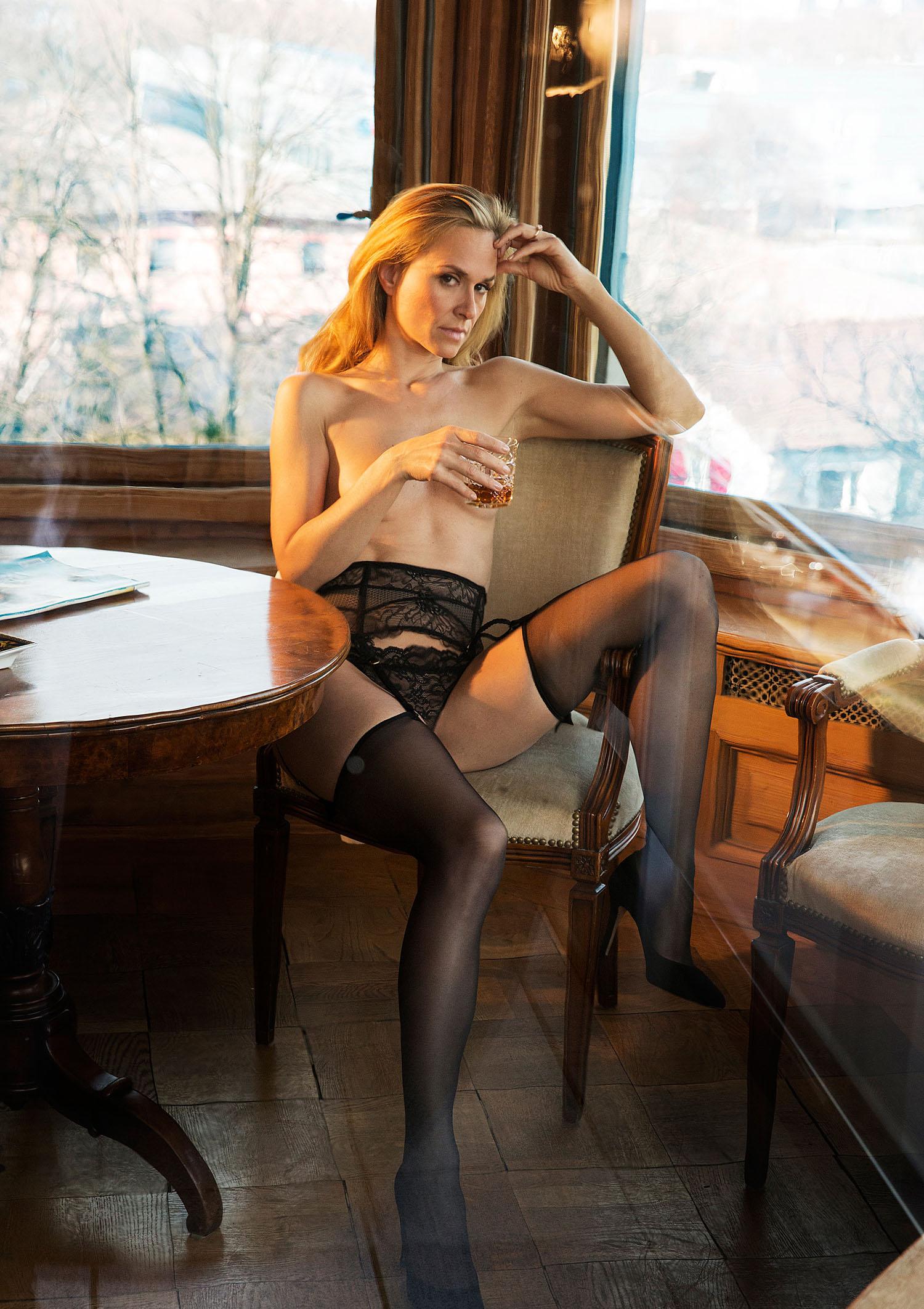 Аннет Фляйшер голая. Фото - 2