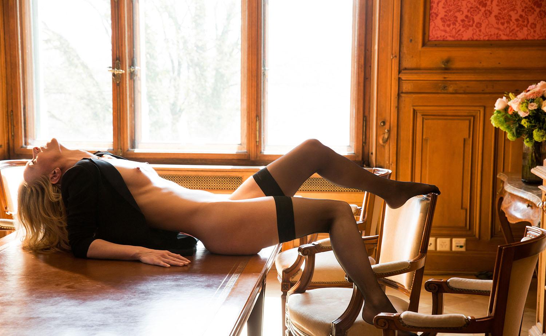 Аннет Фляйшер голая. Фото - 26