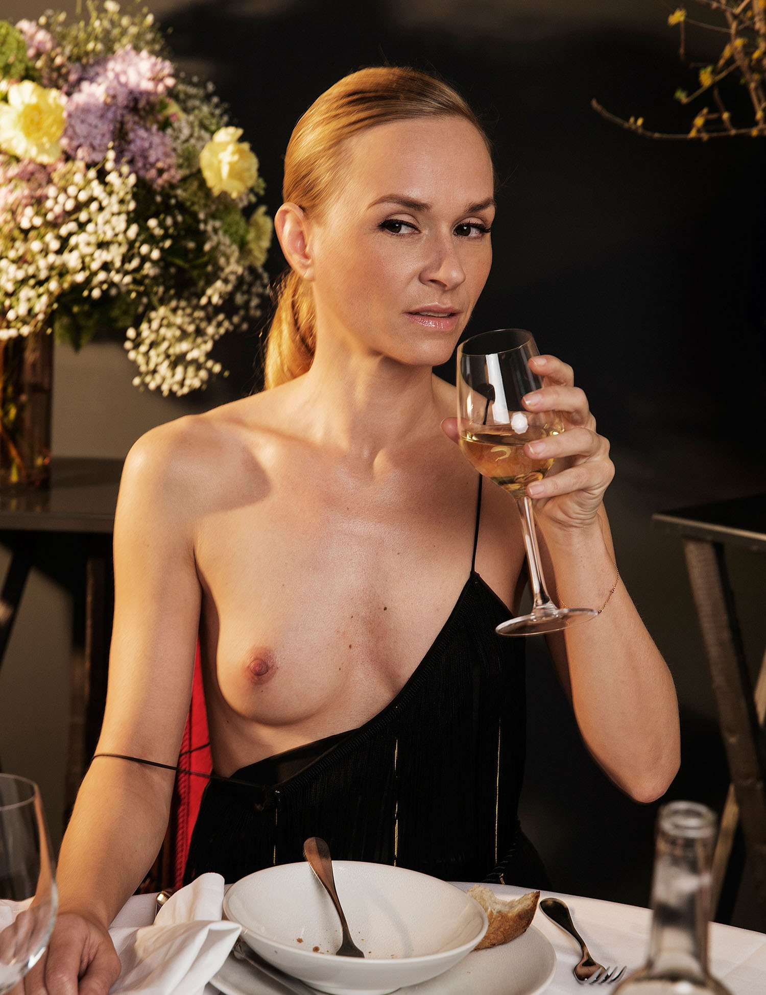 Аннет Фляйшер голая. Фото - 30