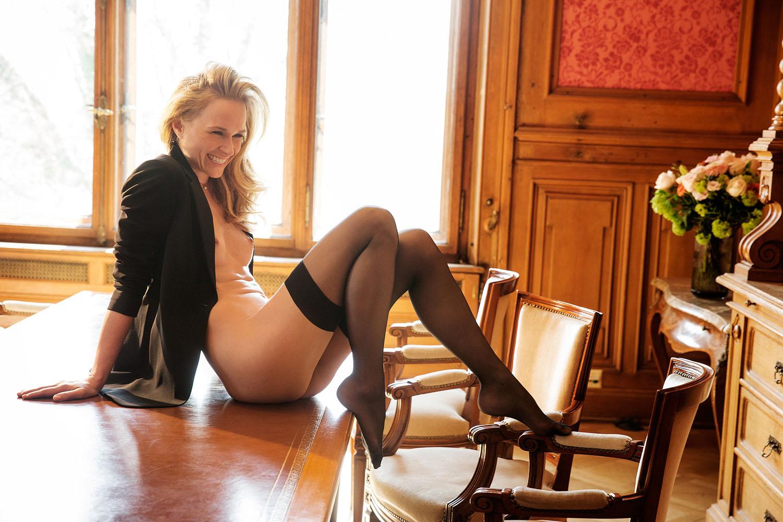 Аннет Фляйшер голая. Фото - 5